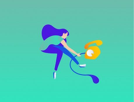 CM.com product illustration
