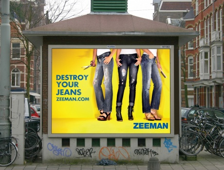 Destroy Your Jeans