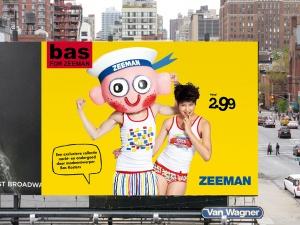 Bas voor Zeeman